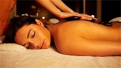 hot stone massages