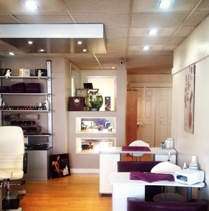 slenderworld beauty salon treatment room